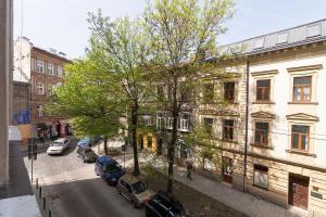 Apartment on Dudayeva 17, Appartamenti  Leopoli - big - 71
