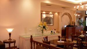 Xenios Dias, Hotel  Litóchoron - big - 15