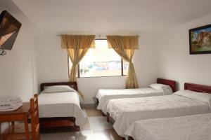 Hotel Venecia Confort, Hotels  Pasto - big - 39