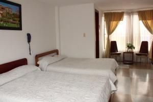 Hotel Venecia Confort, Hotels  Pasto - big - 38