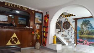 Hotel Venecia Confort, Hotels  Pasto - big - 43