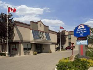 Canadas Best Value Inn Toronto, Motelek  Toronto - big - 22