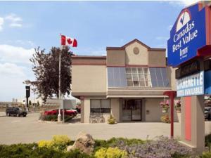 Canadas Best Value Inn Toronto, Motelek  Toronto - big - 22