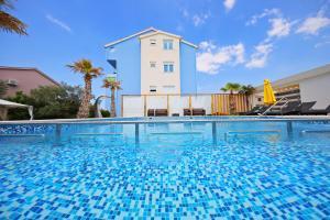 Villa Nika, Apartments  Bibinje - big - 63