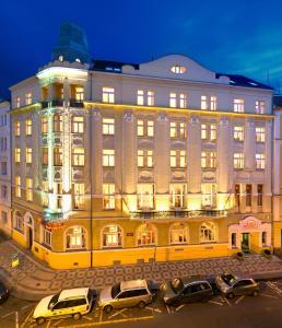Theatrino Hotel, Hotely - Praha