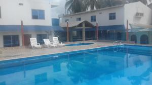 Hotel Playa Dorada, Penziony  Coveñas - big - 50