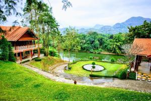 Baanpufa Resort - Sai Yok