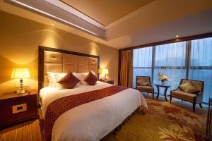 New Century Grand Hotel Xinxiang, Отели  Xinxiang - big - 13
