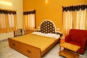 Le Garden Inn, Residence  Kumbakonam - big - 58