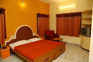 Le Garden Inn, Residence  Kumbakonam - big - 61