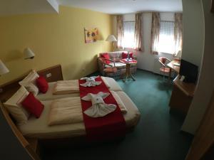 Ambiente Hotel Strehla, Szállodák  Strehla - big - 3