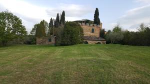 villa montalcino palazzina castelverdelli - AbcAlberghi.com