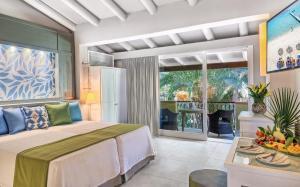 Superior Doppel- oder Zweibettzimmer mit Gartenblick