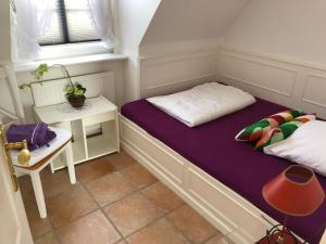 Kastanienhüs Apartement, Apartmanhotelek  Westerland - big - 46