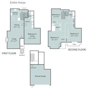 Carmel Stonehouse, Holiday homes  Carmel - big - 11