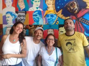 Hostel Rio Vermelho, Хостелы  Сальвадор - big - 36