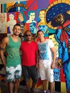 Hostel Rio Vermelho, Хостелы  Сальвадор - big - 27