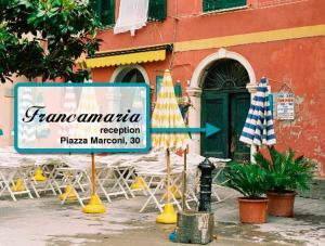 Francamaria Rooms, Penzióny  Vernazza - big - 19