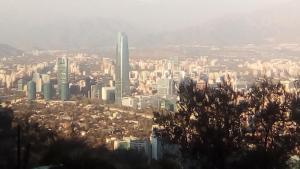 Providencia Best Apartments, Ferienwohnungen  Santiago - big - 44