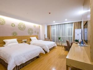 Hostales Baratos - GreenTree Inn GuiZhou Anshun Xihang Road Business Hotel