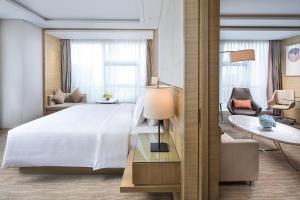 Jinan Inzone Royal Plaza Hotels, Hotely  Jinan - big - 24
