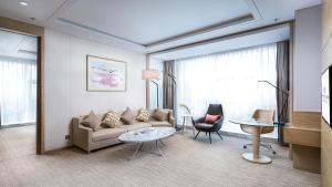 Jinan Inzone Royal Plaza Hotels, Hotely  Jinan - big - 3