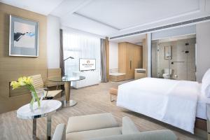 Jinan Inzone Royal Plaza Hotels, Hotely  Jinan - big - 5
