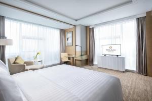 Jinan Inzone Royal Plaza Hotels, Hotely  Jinan - big - 22