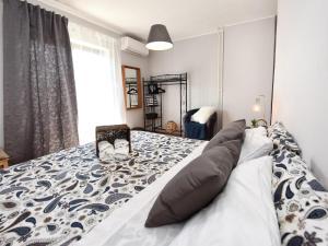 Apartman Ada, Апартаменты  Пореч - big - 4