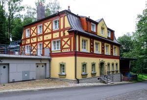 Auberges de jeunesse - Spa Resort Libverda - Hotel Lesní Zátiší