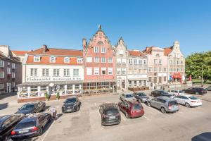Apartments By The River Gdańsk Old Town by Renters