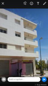 Fes Apartment, Apartments  Douar Trhaïtia - big - 9