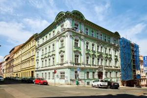 Apartment Vita Nejedleho, Апартаменты  Прага - big - 6