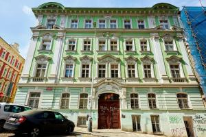 Apartment Vita Nejedleho, Апартаменты  Прага - big - 5