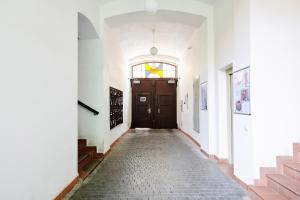 Apartment Vita Nejedleho, Апартаменты  Прага - big - 4