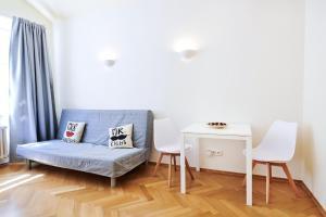 Apartment Vita Nejedleho, Апартаменты  Прага - big - 10