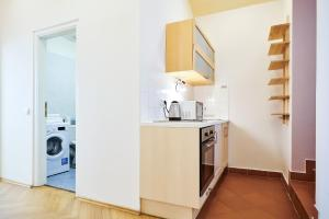Apartment Vita Nejedleho, Апартаменты  Прага - big - 18