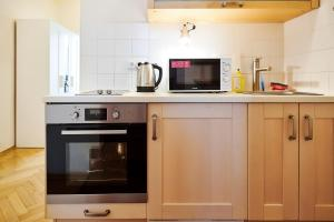 Apartment Vita Nejedleho, Апартаменты  Прага - big - 19