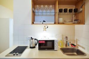 Apartment Vita Nejedleho, Апартаменты  Прага - big - 20