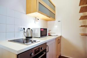 Apartment Vita Nejedleho, Апартаменты  Прага - big - 21