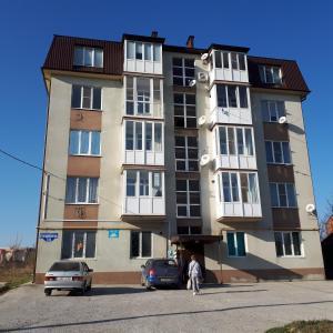 Квартира у парка - Novoblagodarnoye