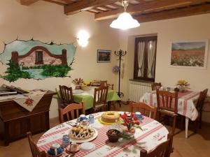 B&B Antica Fonte del Latte, Bed & Breakfasts  Santa Vittoria in Matenano - big - 23