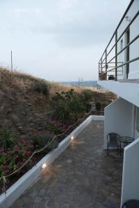 Villa Fiamegou Andros Greece