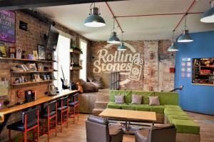 Rolling Stones hostel - Irkutsk