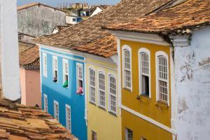 Pousada Solar dos Deuses, Гостевые дома  Сальвадор - big - 55
