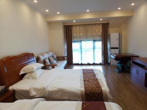 Wulong Xiannv Mountain Tourism Family Apartment, Apartmanok  Vulung - big - 1