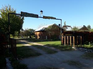 Cabaña La Palloza, Chaty v prírode  San Rafael - big - 37