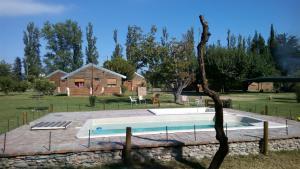Cabaña La Palloza, Chaty v prírode  San Rafael - big - 40