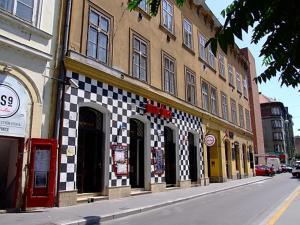 Dolce Vita Rumbach, Apartmánové hotely  Budapešť - big - 97