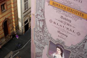 Dolce Vita Rumbach, Apartmánové hotely  Budapešť - big - 102